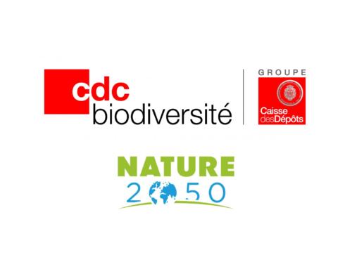 Vertige s'engage pour la biodiversité via nature 2050